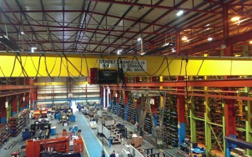 Lifting Equipment Inspection | Midlands & UK | Crane Pro Ltd